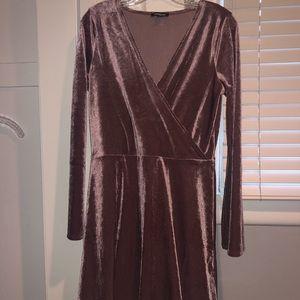Thornberry Velvet Dress